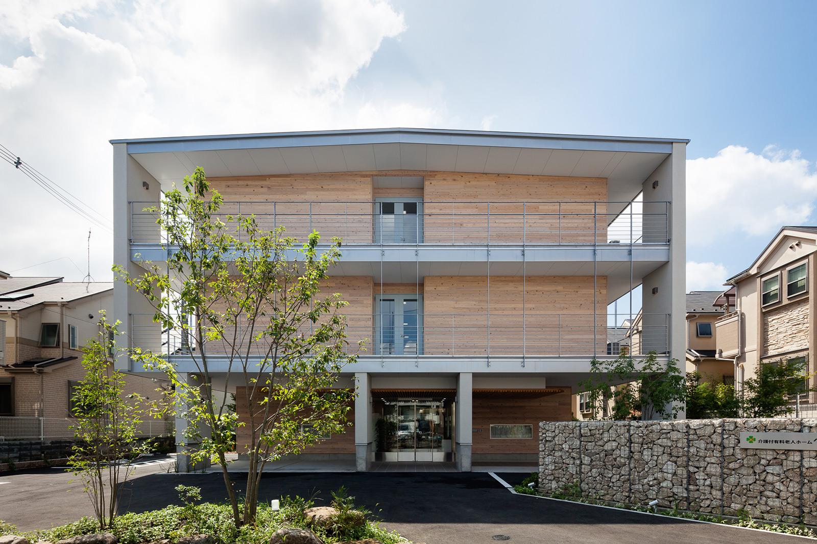 大規模木造における耐火建築物のメリット2(福祉施設に最適)