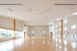SE構法 大規模木造建築 大空間