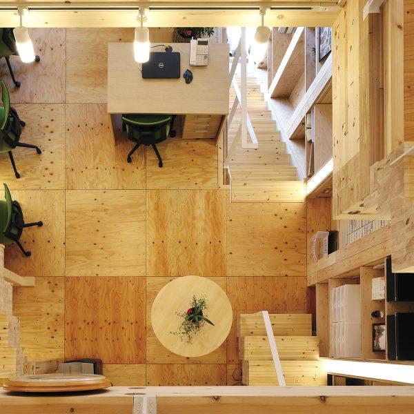 SE構法 中大規模木造建築 事務所