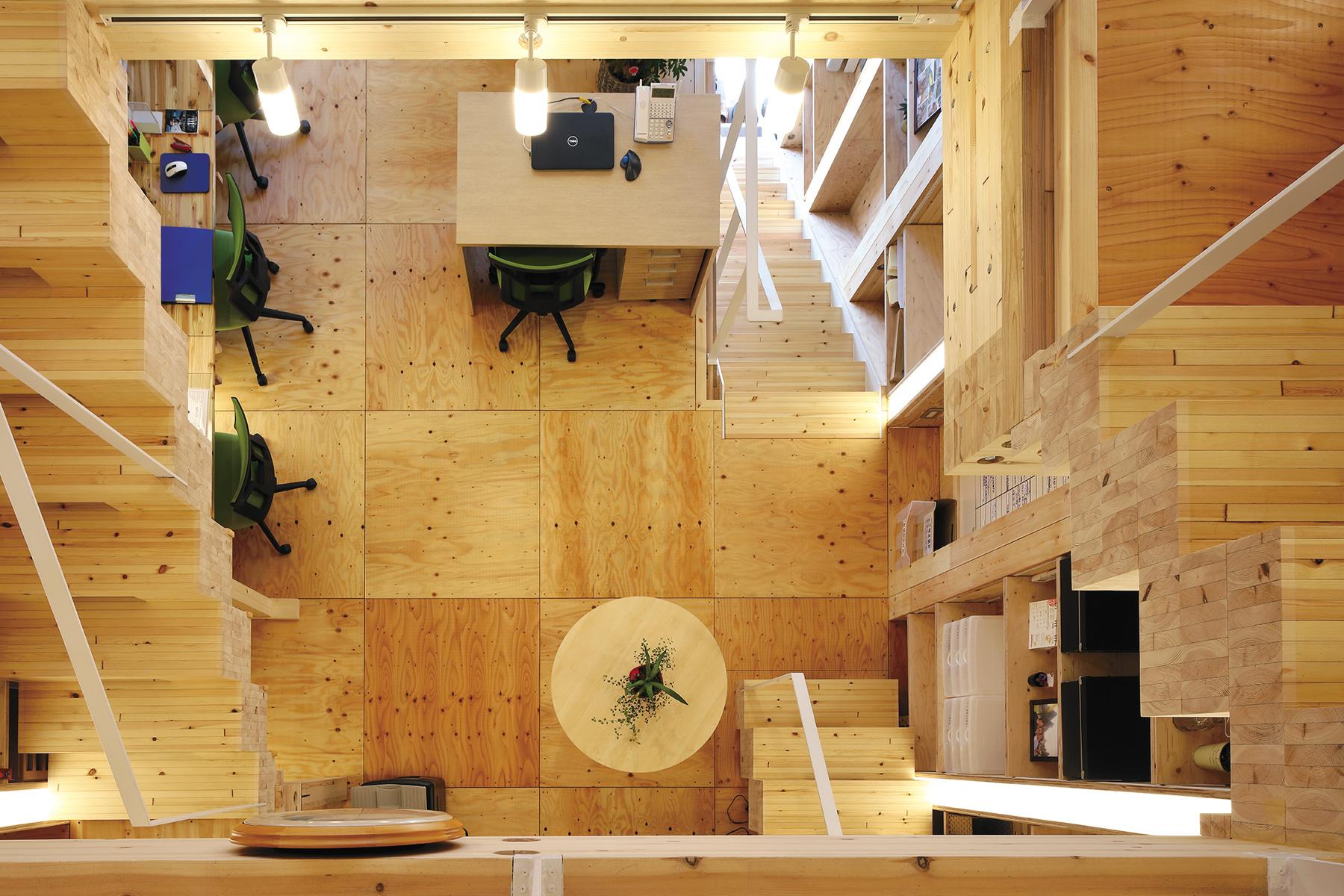 店舗、事務所、倉庫には鉄骨造より木造が「安い、早い、うまい」理由 -
