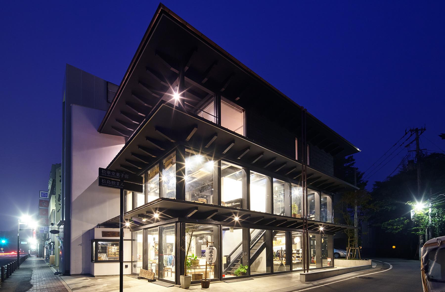 店舗、事務所、倉庫を木造で建てるメリット2:建設コストが安い
