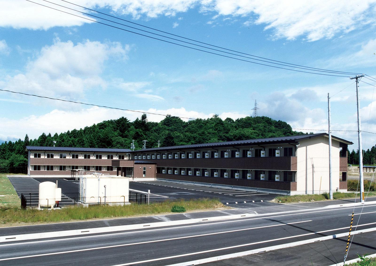 大規模木造における建築基準法の規定(共同住宅)