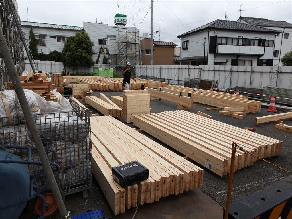 都市部の敷地に建てる収益物件には木造が有効な理由