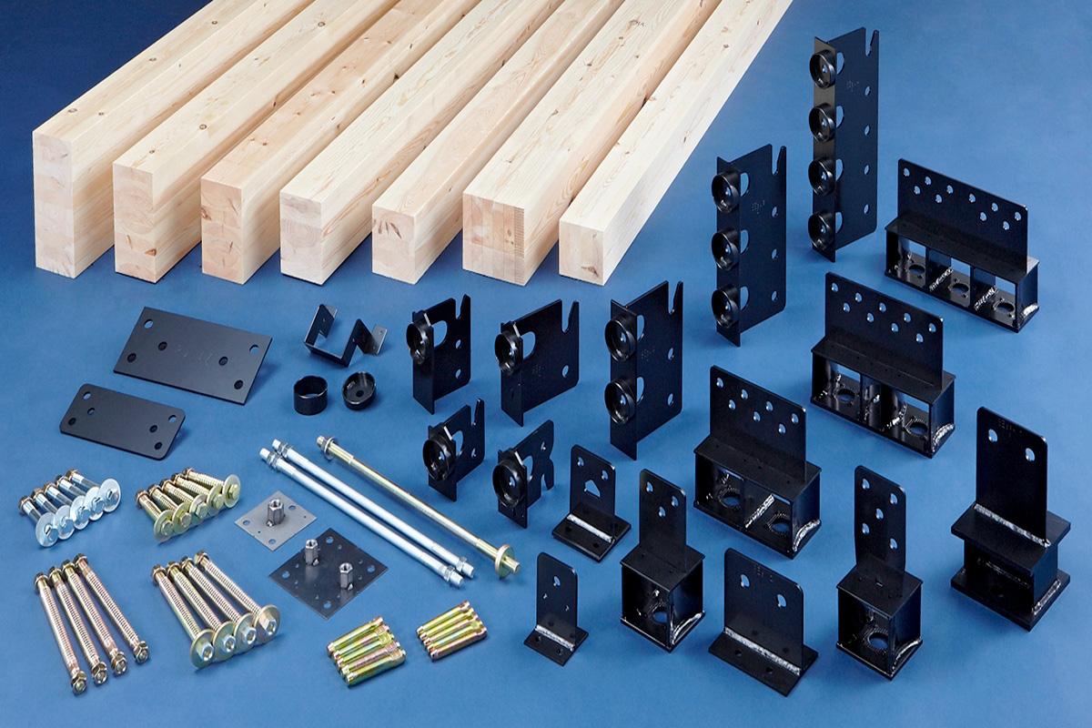 中大規模木造は設計から生産までシステムが確立した構法が使いやすい理由 -