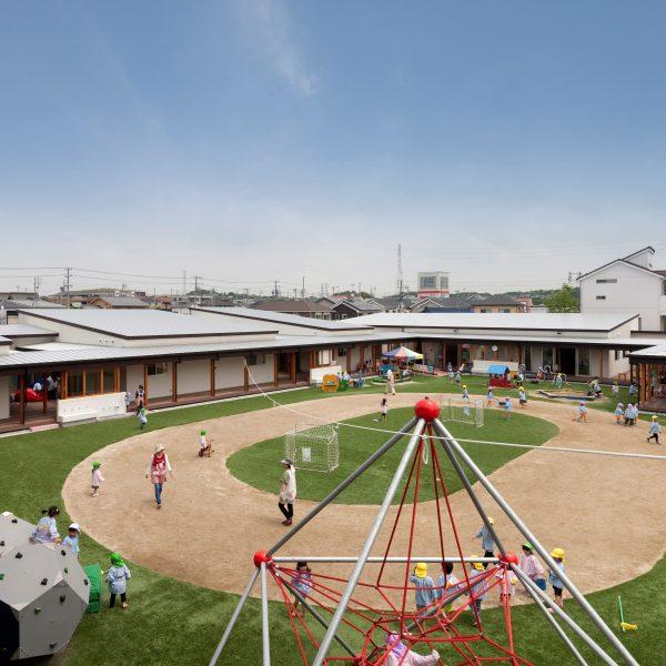 大規模木造が幼児施設に適している理由