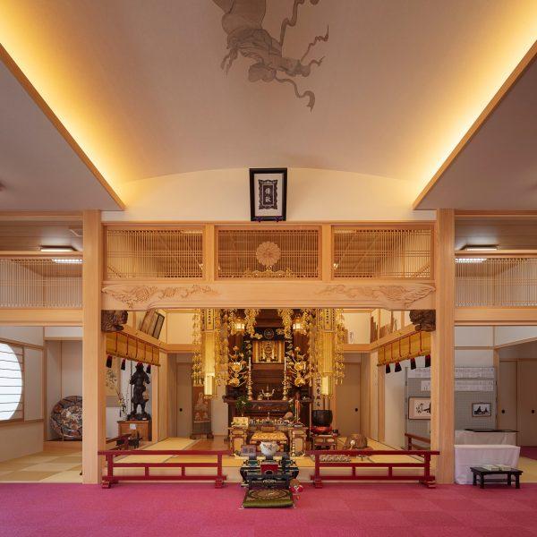 SE構法 中大規模木造建築 寺社仏閣