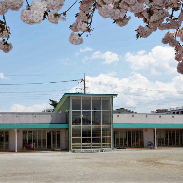 SE構法 大規模木造建築 幼稚園