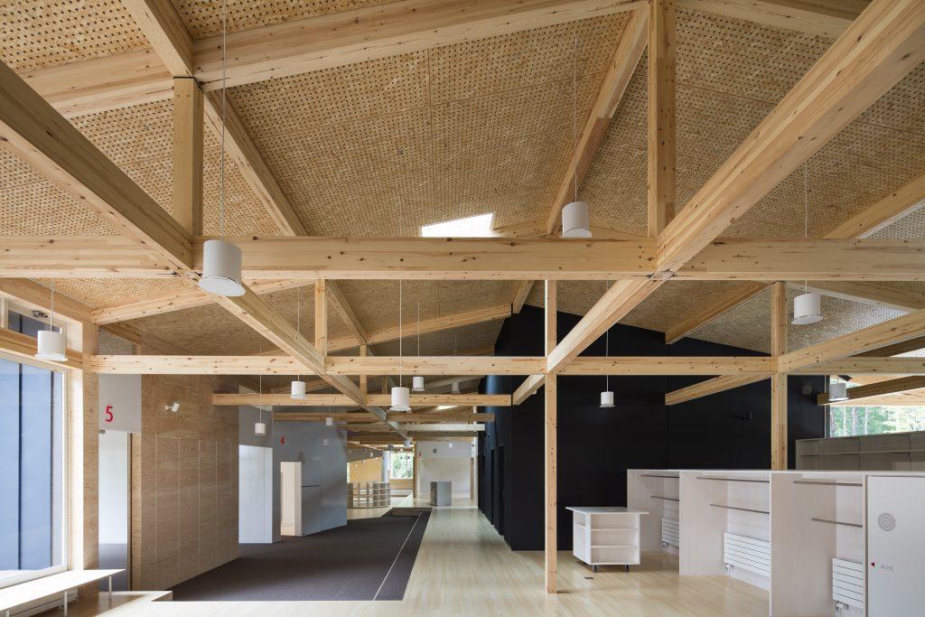 大規模木造における建築基準法の規定(学校)