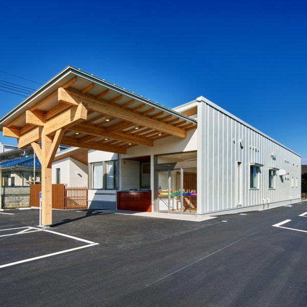 中大規模木造として高齢者施設をSE構法で実現するポイント
