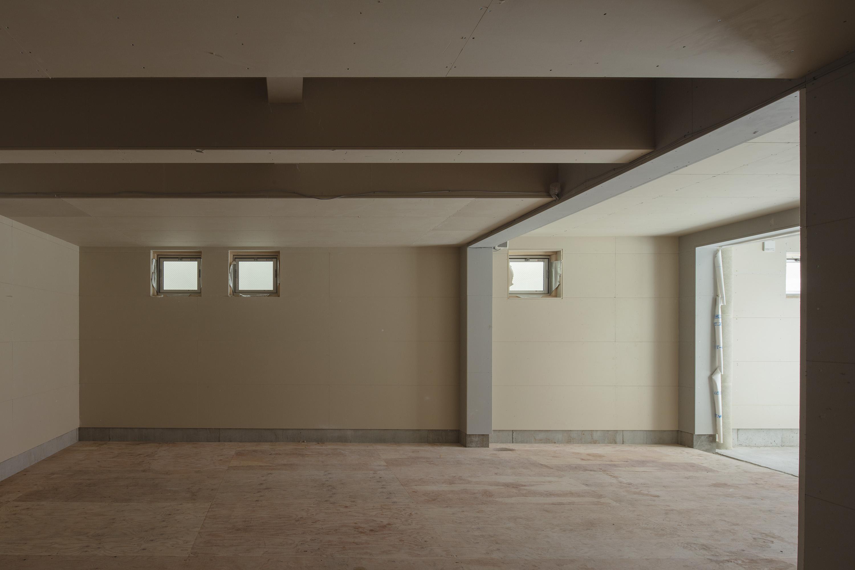 木造4階建ての事務所ビル「ヤマサ製菓ビルハピア豊橋」の構造設計の特徴