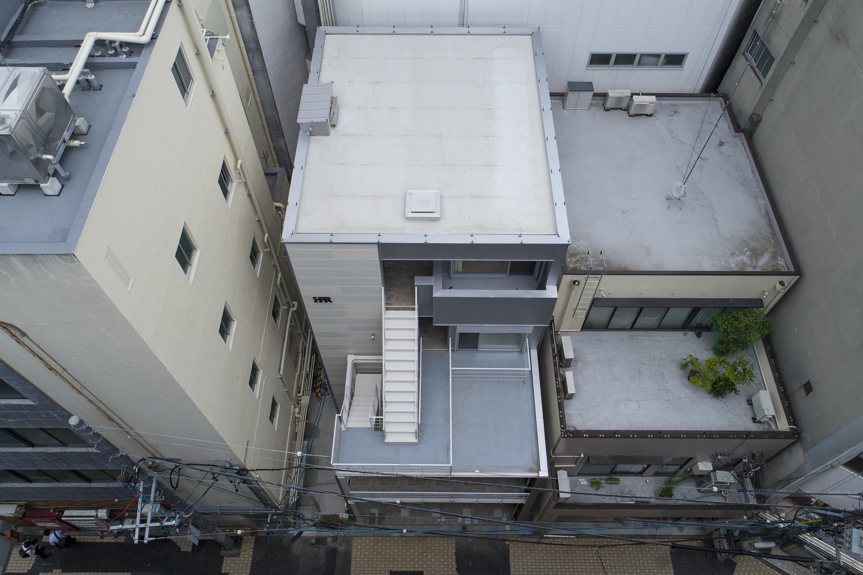 木造4階建ての事務所ビル「ヤマサ製菓ビルハピア豊橋」の概要