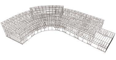 SE構法、木造耐火の認定こども園の構造設計のポイント