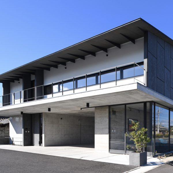 混構造(木造+鉄筋コンクリート造)