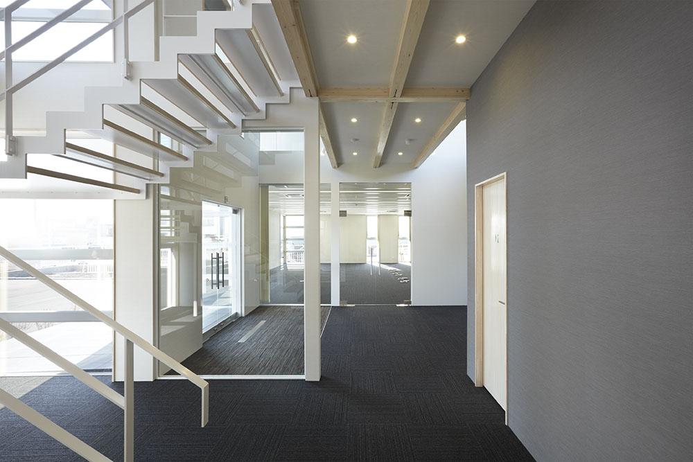 中大規模木造として事務所や倉庫をSE構法で実現するポイント