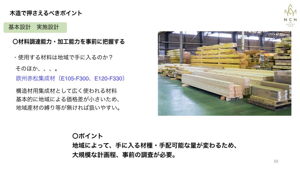 材料・加工の知識