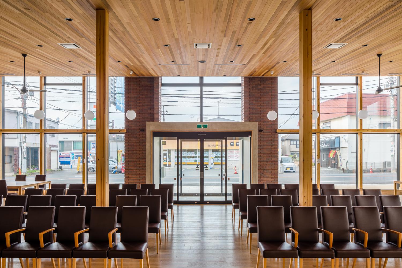 中大規模木造として宗教施設をSE構法で実現するポイント