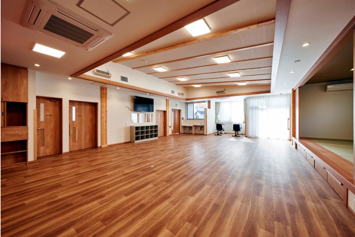高齢者施設を木造で建てるメリット1:木の持つ魅力と特性