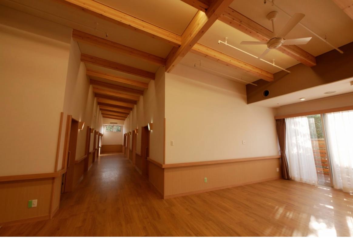 高齢者施設を木造で建てるメリット3:補助金事業に対応しやすい