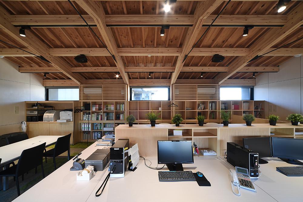 大規模木造として事務所をSE構法で実現するポイント