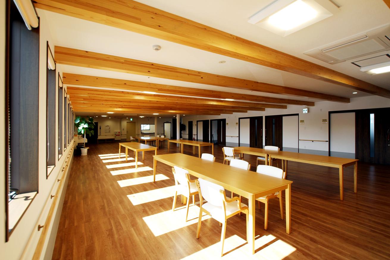 大規模木造は準耐火建築物で実現するとコストパフォーマンスが向上