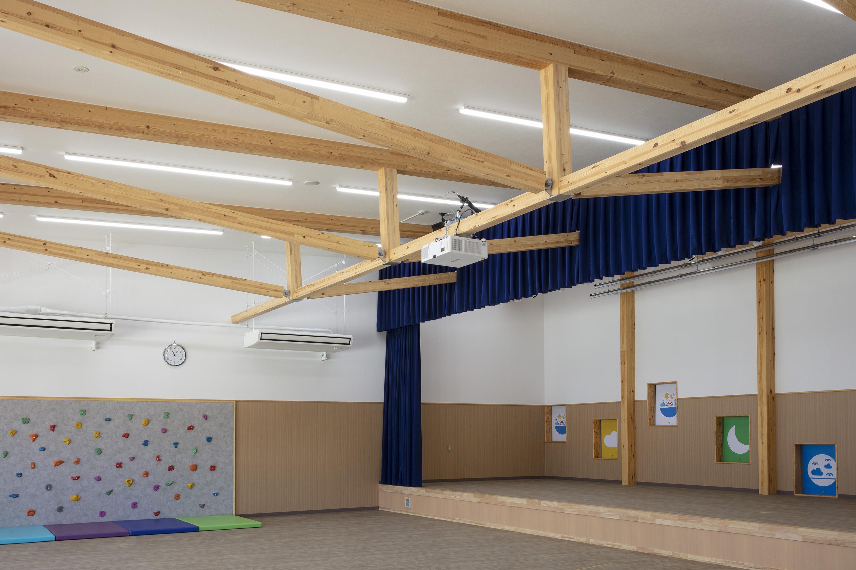 大規模木造に対応できる設計事務所、建設会社(工務店)の優位性