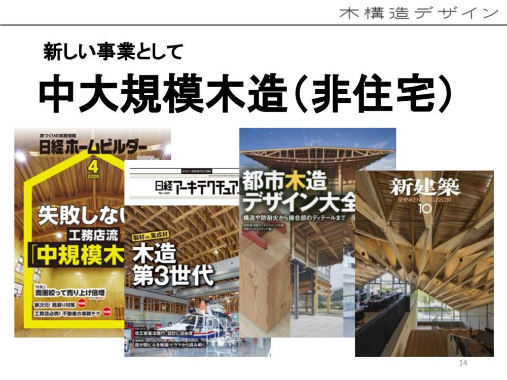 工務店、建設会社にとって中大規模木造への取り組みが必須な理由