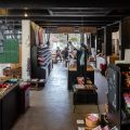 SE構法の店舗の事例紹介「松華堂菓子店」