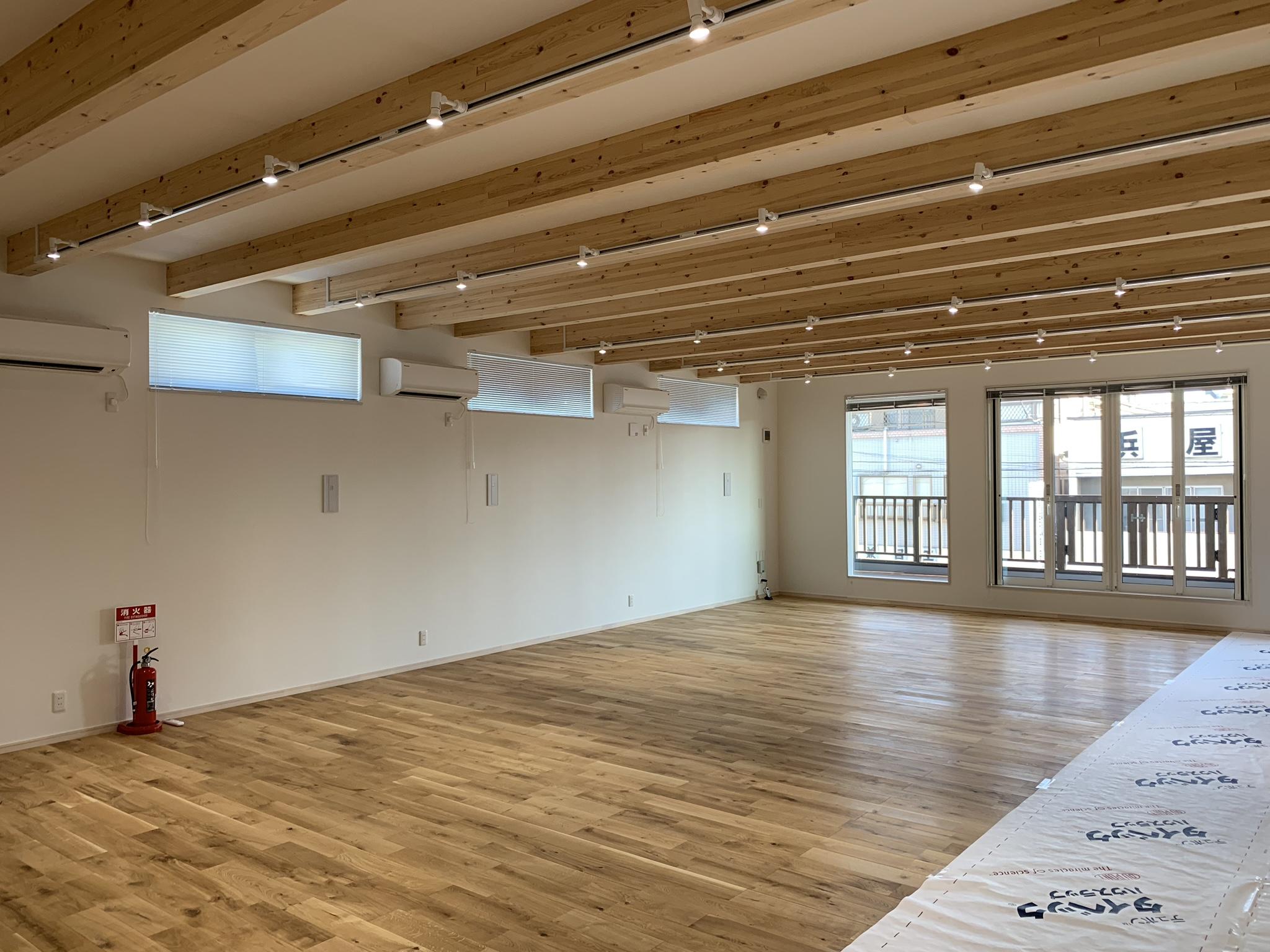 非住宅建築物の木造化、木質化の流れ