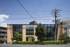 SE構法の事務所の事例紹介「ハウステックス東京本社ビル」