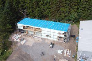 事務所は木造で建てる時代に。「9/29開催:大規模木造オンライン構造見学会」