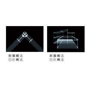「耐震構法SE構法」WEBバナーA